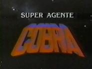 Super agente cobra insertos