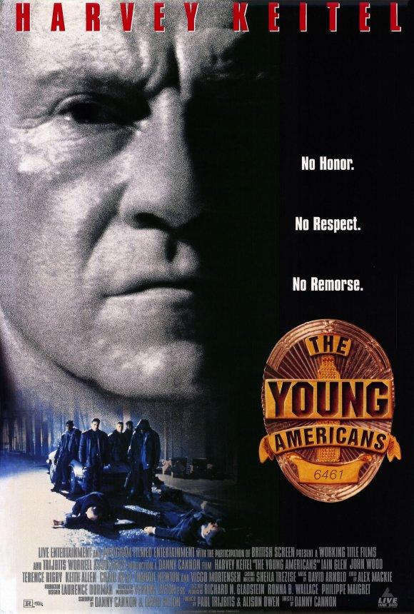 Los jóvenes americanos