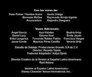 Créditos de doblaje del Corto promocional 4 de Spider-Man de Marvel (DL)