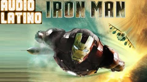 IRON MAN (2008) Tráiler Doblado al Español Latino