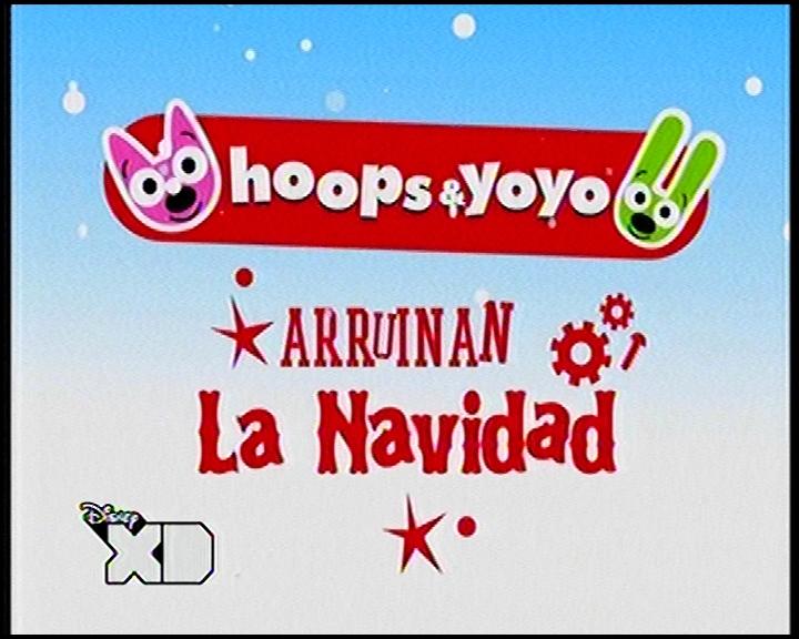 Hoops y Yoyo arruinan la Navidad