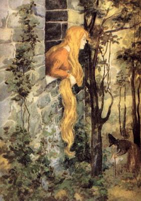 Rapunzel (personaje)
