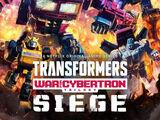 Transformers: La guerra por Cybertron - Trilogía