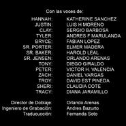 13RW Créditos EP11