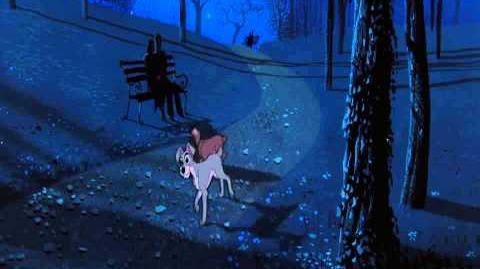 La dama y el vagabundo - Bella Notte (doblaje original)