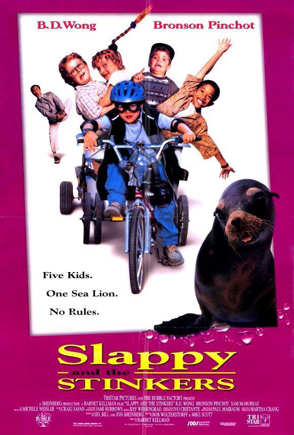 Slappy y los sucios