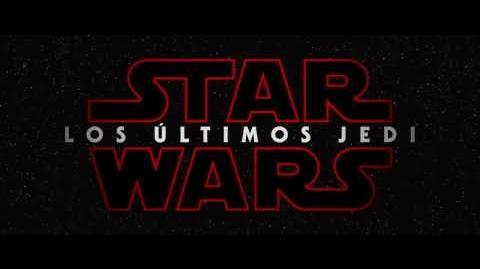 Star Wars Los últimos Jedi – Primer Adelanto (Audio Latino Oficial)