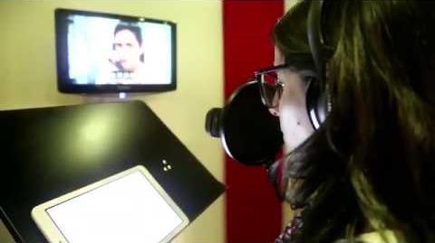 Voz de Melek - Luciana Falcón - Esposa Joven - Doblaje Argentino