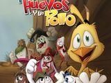 Otra película de huevos y un pollo