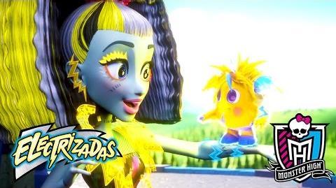 Conoce a Znap Electrizadas Monster High