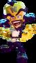 Doctor Neo Cortex Crash Bandicoot 4