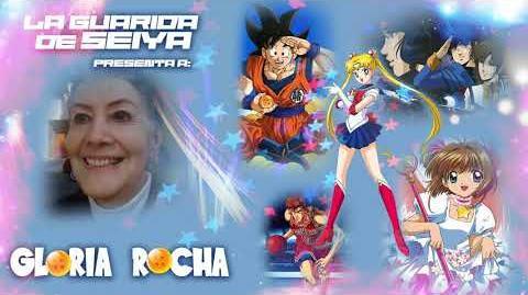 Entrevista a Gloria Rocha Dragon Ball Doblaje