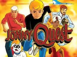 Las nuevas aventuras de Jonny Quest