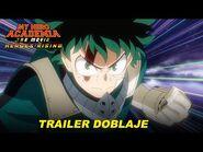 -MyHeroAcademia- Heroes Rising, Trailer con Doblaje.
