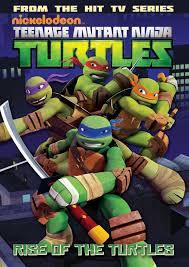 Anexo:Especiales de Tortugas Ninja (serie animada de 2012)
