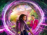 Upside-Down Magic: Escuela de magia