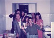 [[Ivette Harting]], [[Ana Ramos]], [[Jesús Rondón]], [[Edylu Martínez]], Gilberto Hidalgo y Rodolfo del Río en 1998