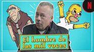 Humberto Vélez, el hombre de las mil voces (Des)encanto Escenas Post Créditos