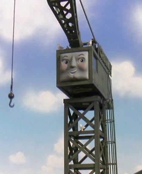 Cranky (Thomas y sus amigos)