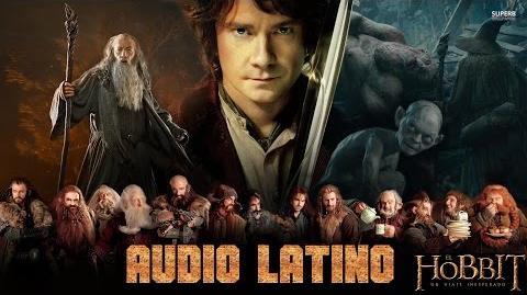 El Hobbit Un Viaje Inesperado Tráiler Español Latino