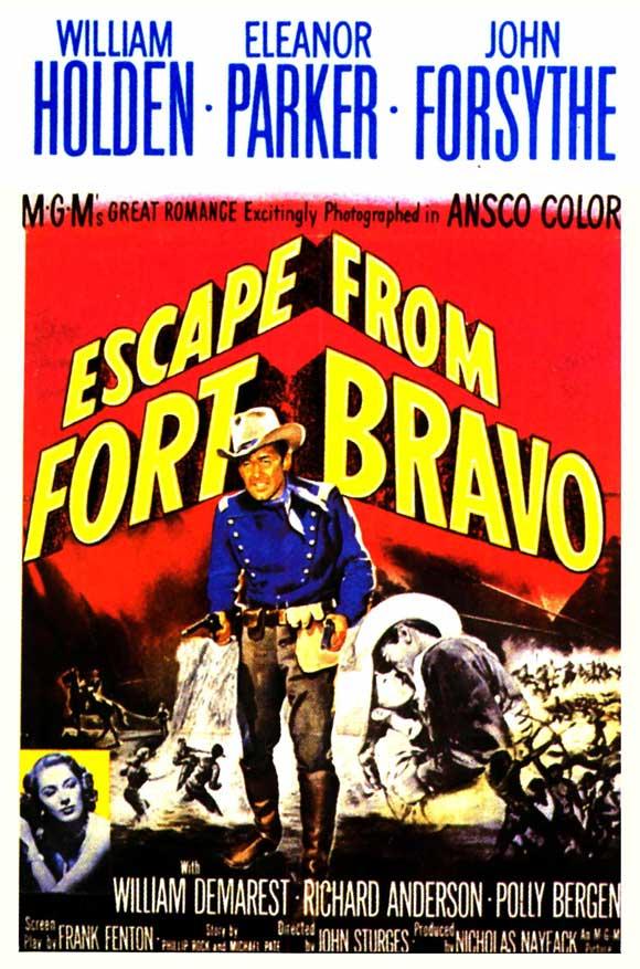 Escape del fuerte Bravo