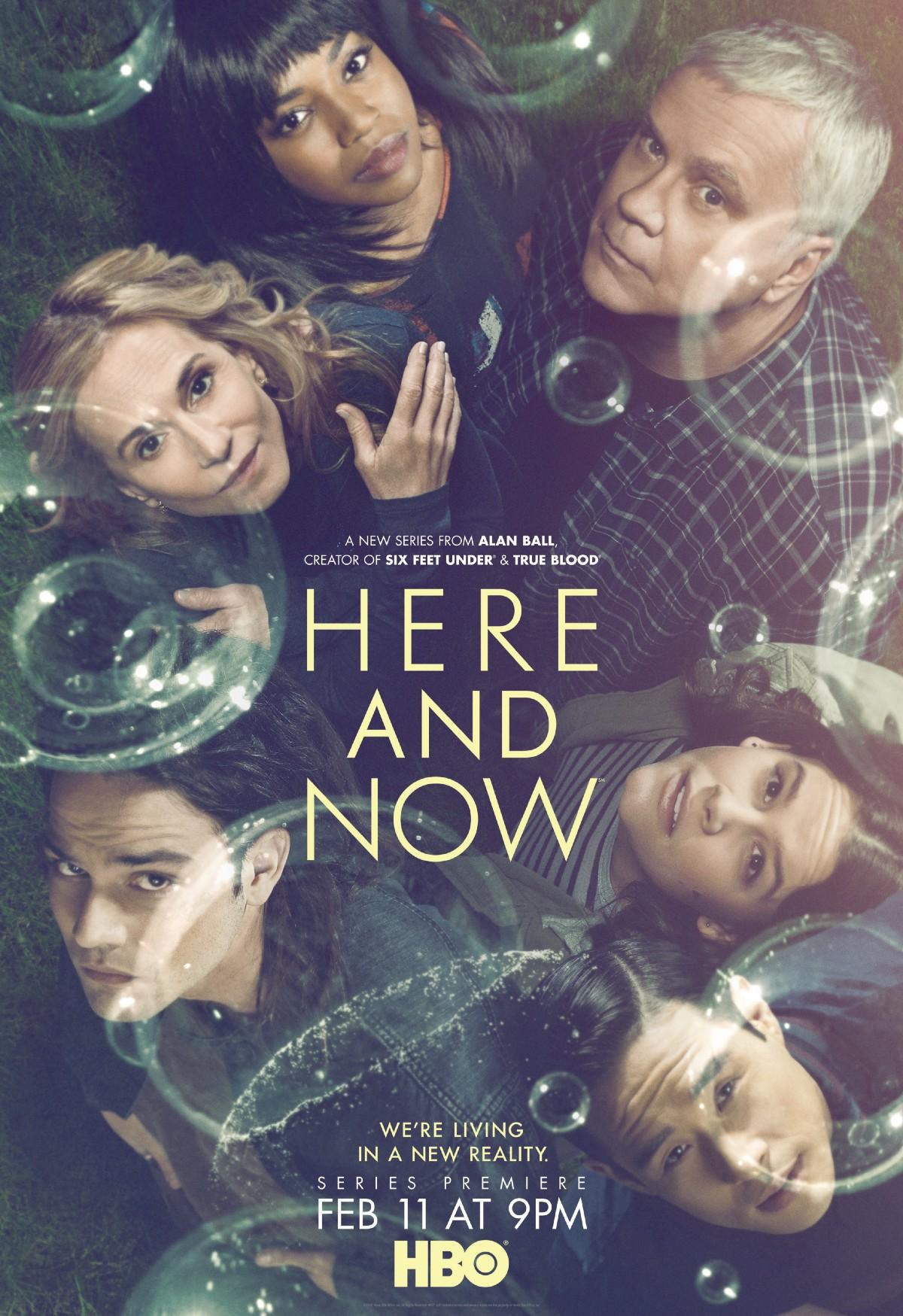 Aquí y ahora (serie)
