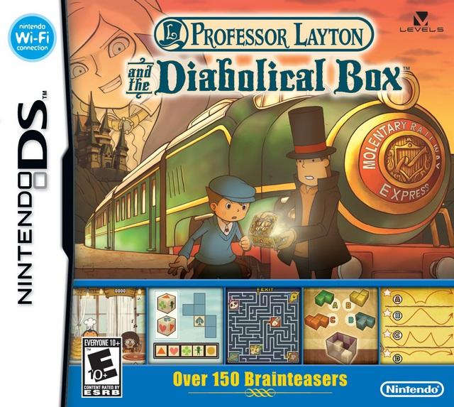 867239/Propuesta de doblaje de Profesor Layton y La caja de Pandora