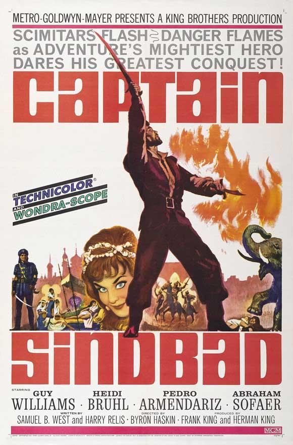 El capitán Sindbad