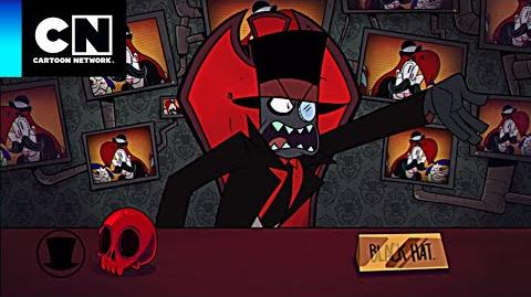 Videos de Orientación para Villanos Los casos perdidos de Rhyboflaven Villanos Cartoon Network