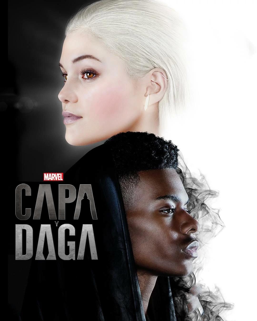 Capa y Daga