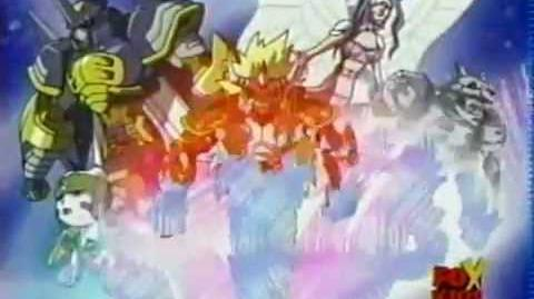 Digimon Frontier Opening LATINO De (+)FOX KIDS TVRIP Oficial