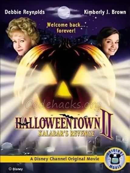 Halloweentown 2: La venganza de Kalabar