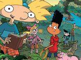 ¡Oye Arnold! La película de la jungla