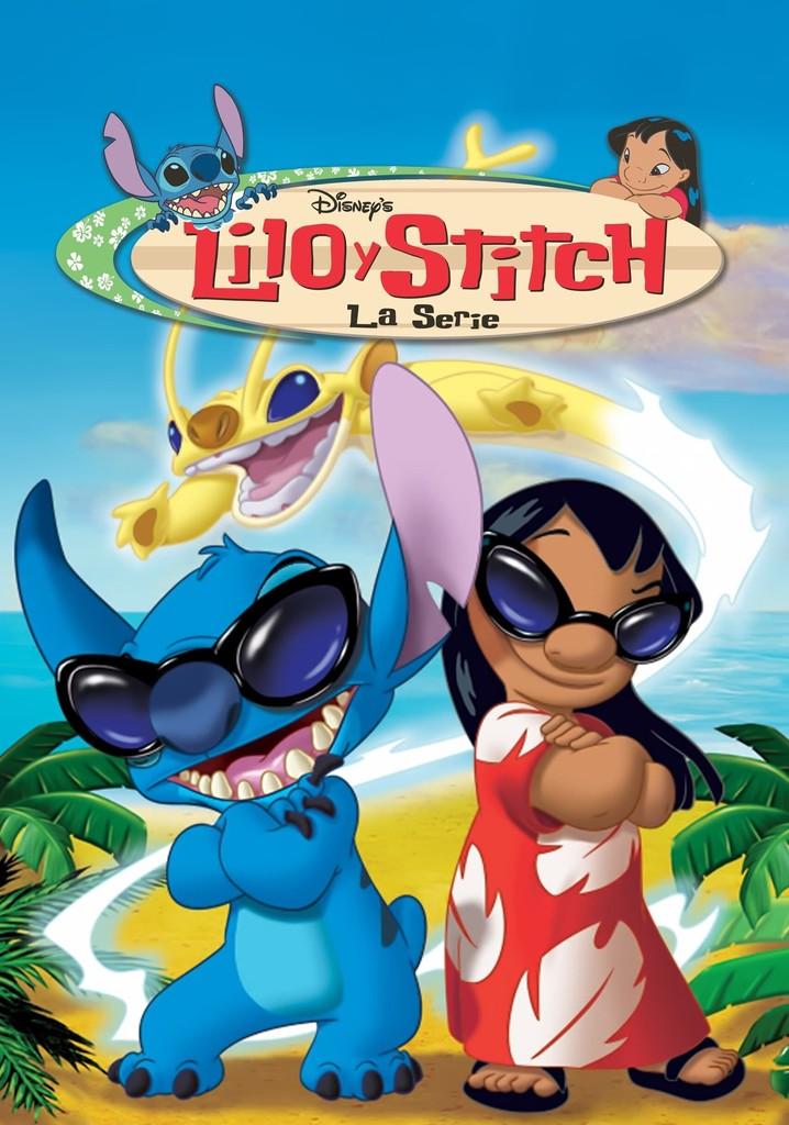 Lilo & Stitch: La serie