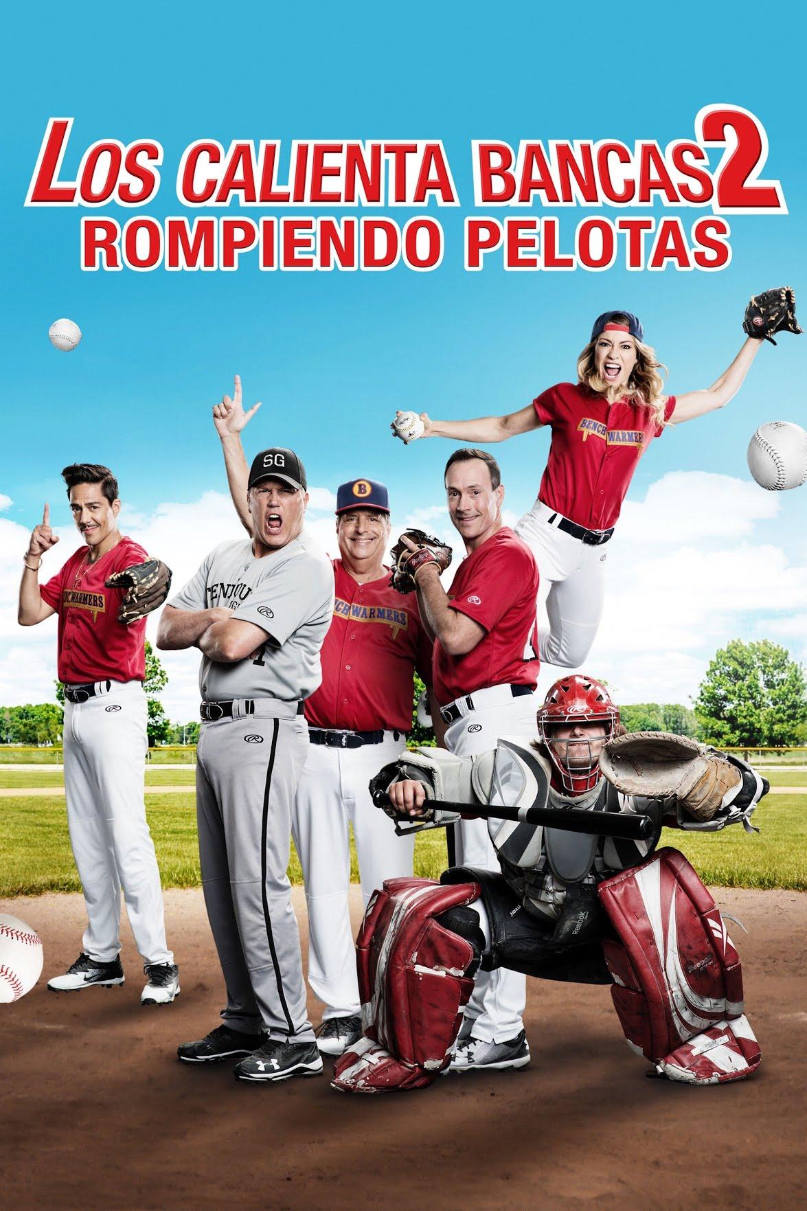 Los calienta bancas 2: Rompiendo pelotas