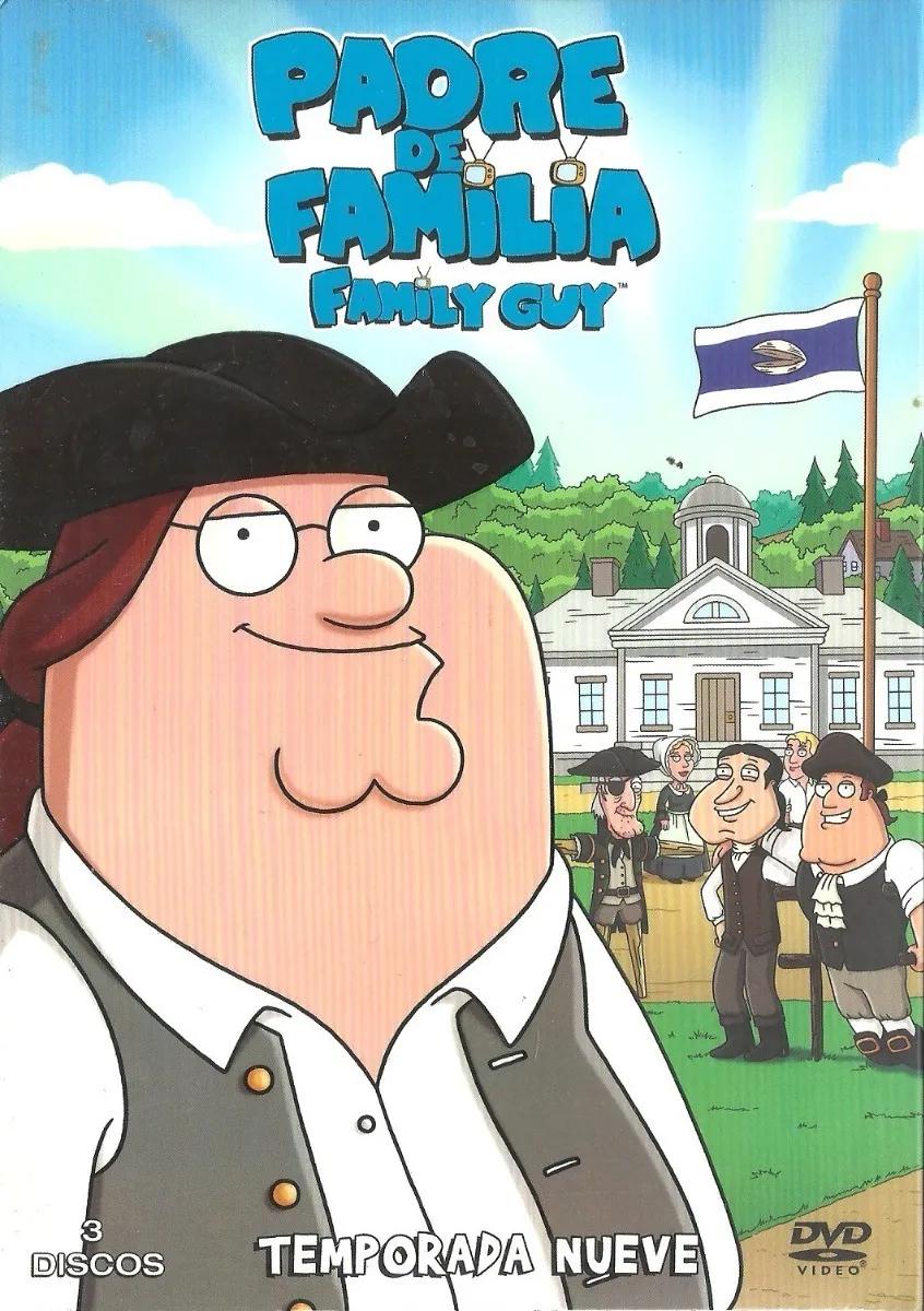 Anexo:9ª temporada de Padre de familia