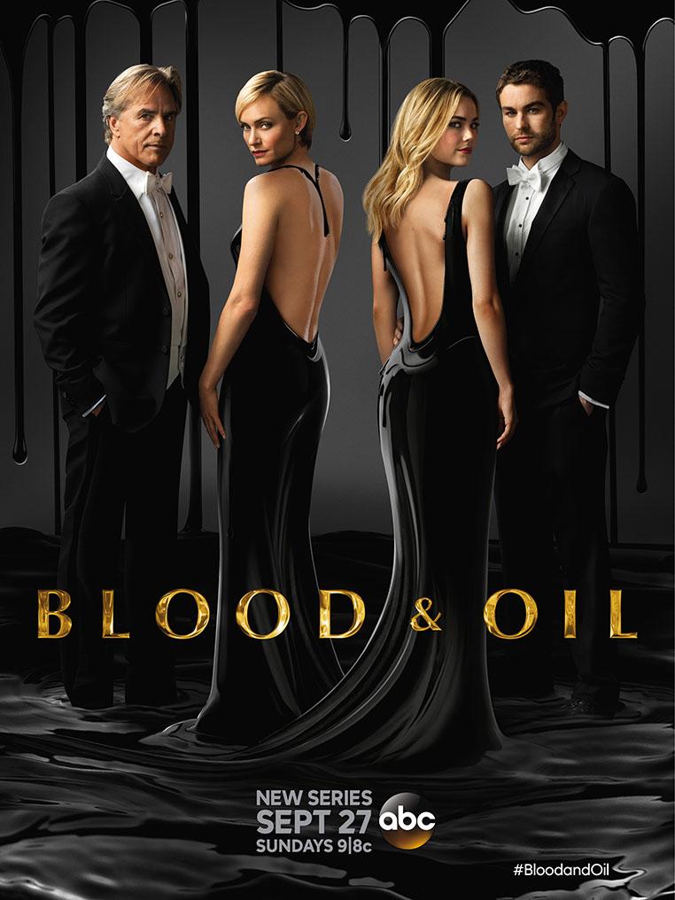 Sangre, pasión y petroleo