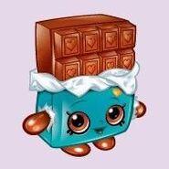 Cheekychocolatesshopkins
