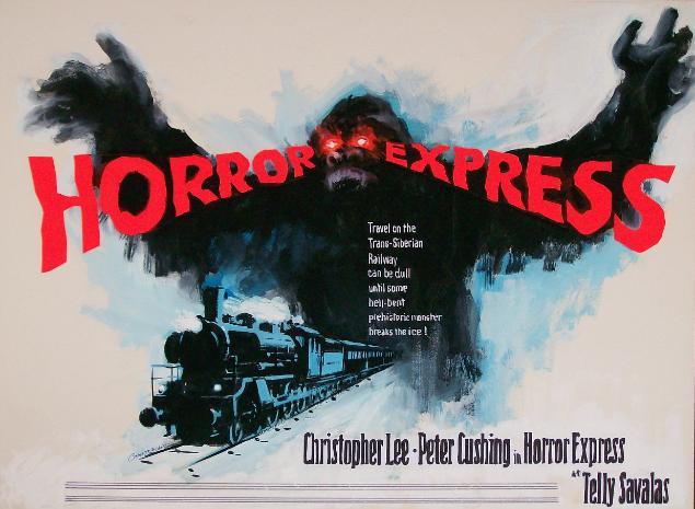 El expreso del terror