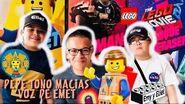 LEGO RLUG MX Pepe Toño Macias (Voz de EMMET)