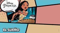 Pocahontas El sueño Disney Princesa-1