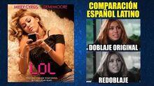 Casi_18_-2012-_Comparación_del_Doblaje_Latino_Original_y_Redoblaje_-_Español_Latino