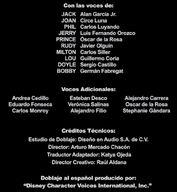 Doblaje Latino de Los Guerreros Wasabi (4ta Temporada)
