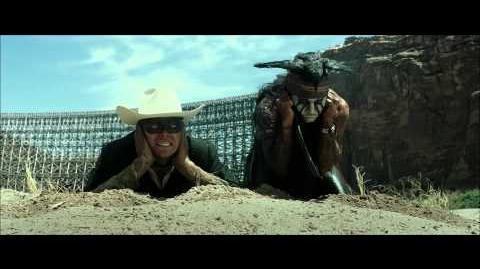 El Llanero Solitario Un Hombre Enmascarado - Sólo en cines