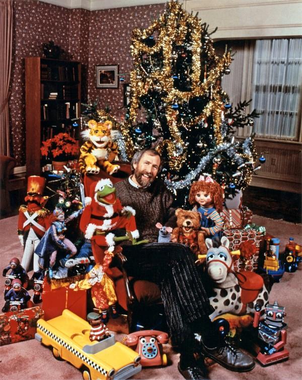 El juguete de Navidad
