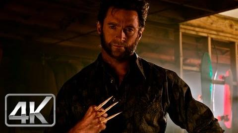 Logan Conoce a Quicksilver & Polaris LATINO X-Men Días del Futuro Pasado 4k (Ultra-HD)