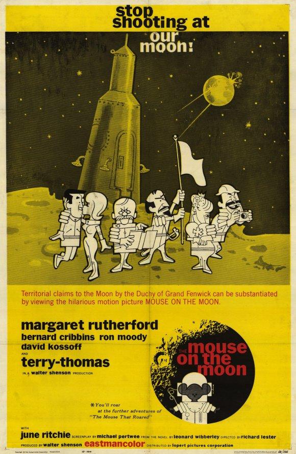 El ratón en la luna