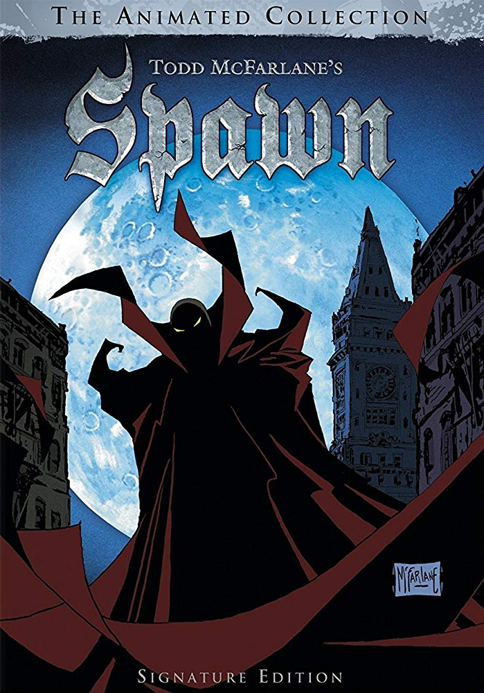 Spawn: El engendro
