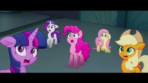 15 segundos- little pony