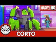 Aventuras de Súper Héroes de Marvel l Ay… ¿tengo que hacerlo?